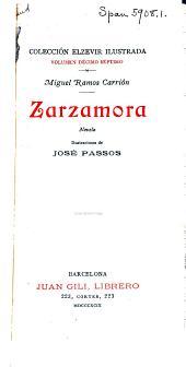 Zarzamora: novela