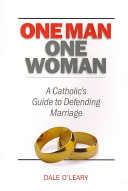 One Man  One Woman Book