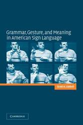 Grammar Gesture And Meaning In American Sign Language Book PDF