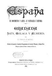 Granada, Jaén, Málaga y Almería