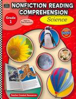 Nonfiction Reading Comprehension  Science  Grades 1 2 PDF