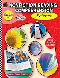 Nonfiction Reading Comprehension Science Grades 1 2 Book PDF