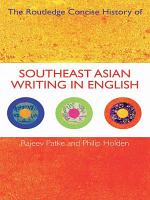 The Routledge Concise History of Southeast Asian Writing in English PDF