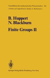 Finite Groups II