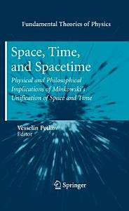 Space  Time  and Spacetime