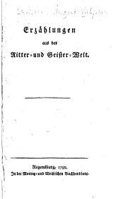 Erzählungen aus der Ritter- und Geister-Welt
