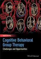 Cognitive Behavioral Group Therapy PDF