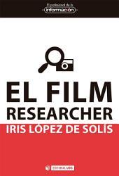 El film researcher