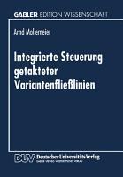 Integrierte Steuerung getakteter Variantenflie  linien PDF
