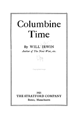 Columbine Time