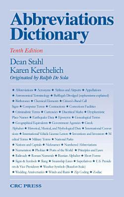 Abbreviations Dictionary