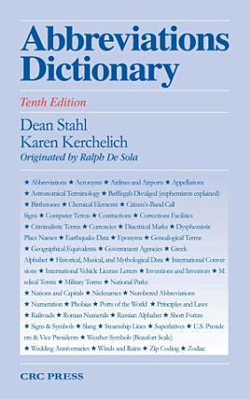 Abbreviations Dictionary PDF