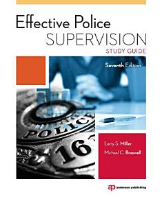 Effective Police Supervision Study Guide PDF