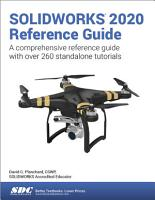 SOLIDWORKS 2020 Reference Guide PDF
