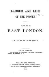 Life and Labour of the People in London: East, Central and South London