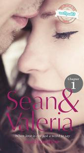 Sean & Valeria: chapter 1 [ Snackbook ]