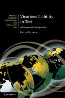Vicarious Liability in Tort PDF