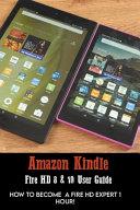 Amazon Kindle Fire HD 8 & 10 User Guide