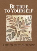 Be True to Yourself PDF