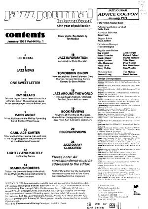 Jazz Journal International