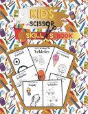 Kids Scissor Skills Book
