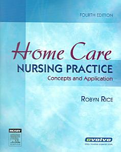 Home Care Nursing Practice Book