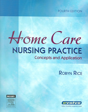 Home Care Nursing Practice PDF