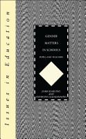 Gender Matters in Schools PDF