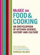 McGee on Food   Cooking PDF