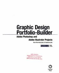 Graphic Design Portfolio builder PDF