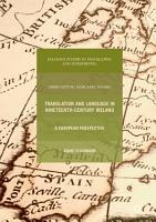 Translation and Language in Nineteenth Century Ireland PDF