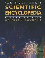 Van Nostrand   s Scientific Encyclopedia PDF
