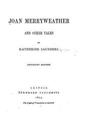 Joan Merryweather and Other Tales