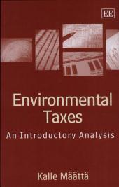 Environmental Taxes: An Introductory Analysis