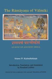 The R  M  Ya   A Of V  Lm  Ki  An Epic Of Ancient India  Volume IV