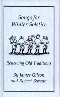 Songs for Winter Solstice Book