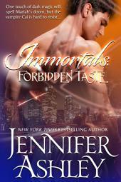 Forbidden Taste: A Vampire Romance