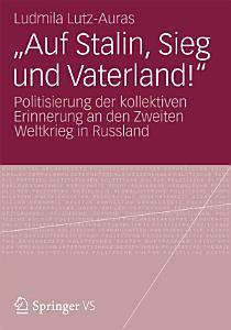 Auf Stalin  Sieg Und Vaterland   PDF