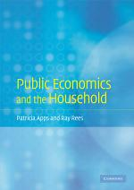 Public Economics and the Household
