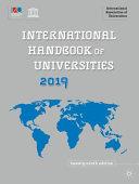 International Handbook of Universities 2019