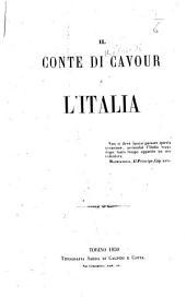 Il Conte di Cavour e l'Italia