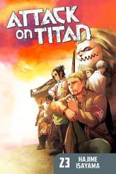 Attack on Titan: Volume 23