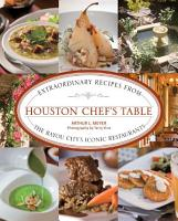 Houston Chef s Table PDF