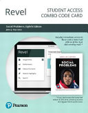 Revel for Social Problems Combo Access Card PDF
