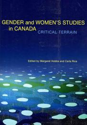 Gender And Women S Studies In Canada Book PDF