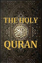 THE HOLY QURAN: (English)