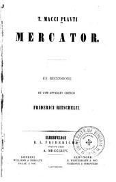 T. Macci Plauti Comoediae: Volume 3, Part 2
