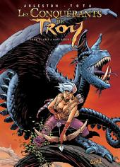 Les Conquérants de Troy T01: Exil à Port-Fleuri