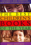The Best Children s Books of the Year 2007 PDF