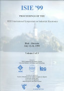 ISIE  99 PDF